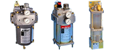 AIR LINE CENTRALIZED LUBRICATION UNITS